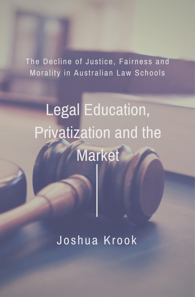 Legal Education, Privatization and the Market(3)